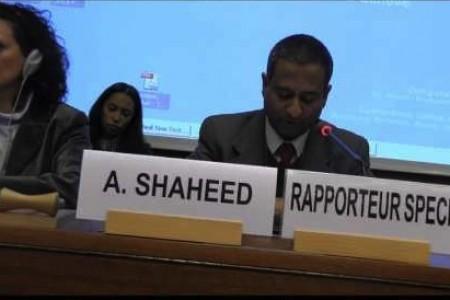گزارش مارس ۲۰۱۲ گزارشگر ویژه سازمان ملل درمورد وضعیت حقوق بشر در جمهوری اسلامی ایران