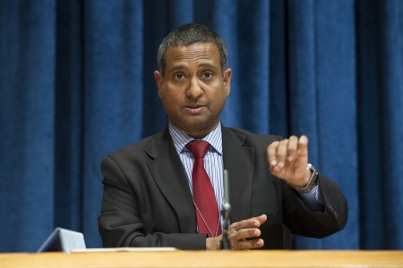 Press Conference by Mr. Ahmed Shaheed, Special Rapporteur on the situation of human rights in Iran.