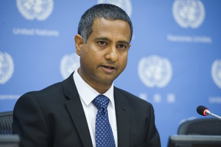 Press conference by Mr. Ahmed Shaheed, Special Rapporteur on the situation of human rights in Iran