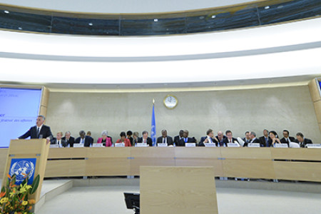 25th Session of the Human Rights Council